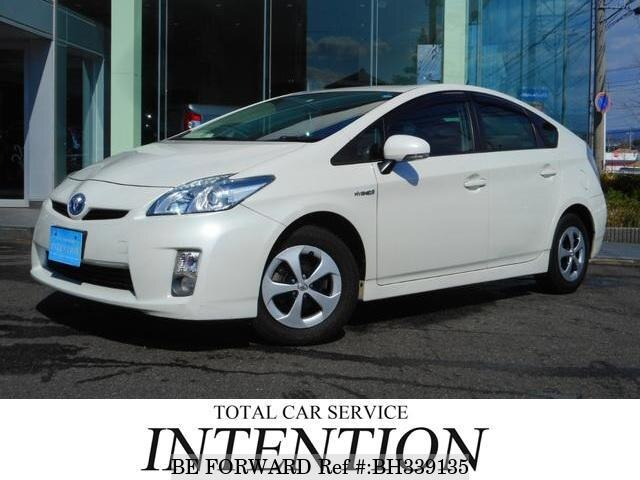 Used 2010 TOYOTA PRIUS BH339135 for Sale