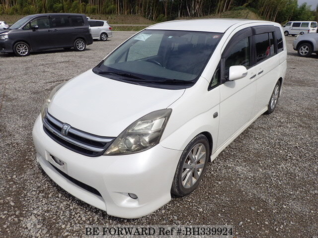 Used 2009 TOYOTA ISIS BH339924 for Sale