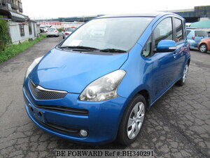 Used 2009 TOYOTA RACTIS BH340291 for Sale