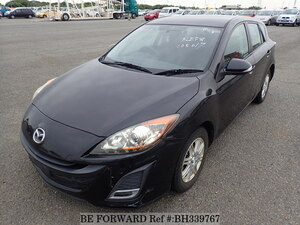 Used 2009 MAZDA AXELA SPORT BH339767 for Sale