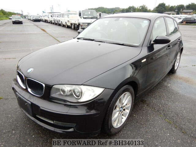 Used 2007 BMW 1 SERIES BH340133 for Sale