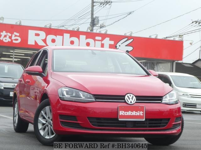 Used 2016 VOLKSWAGEN GOLF BH340645 for Sale