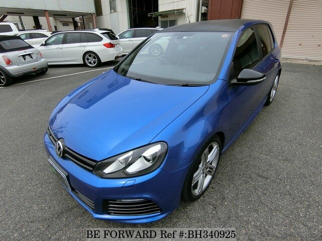 Used 2012 VOLKSWAGEN GOLF BH340925 for Sale