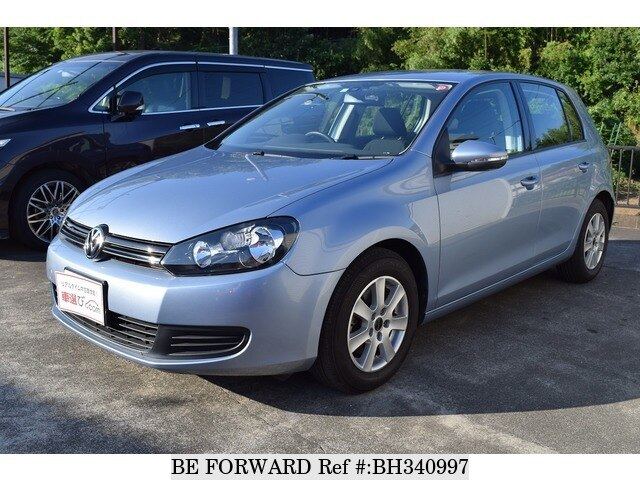 Used 2010 VOLKSWAGEN GOLF BH340997 for Sale