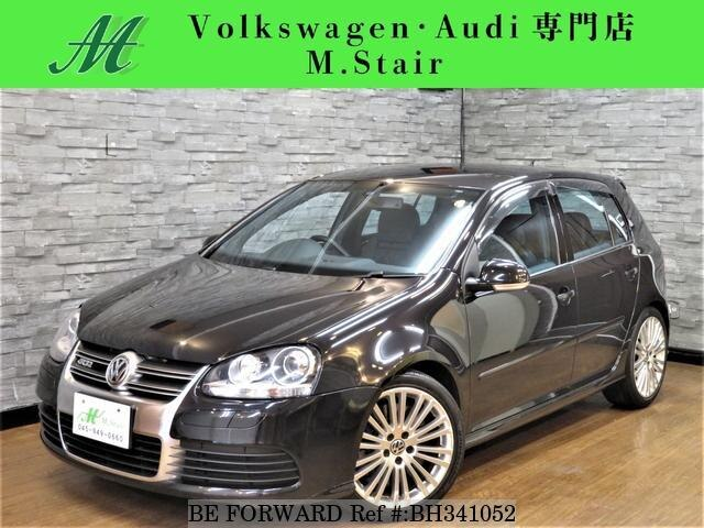 Used 2007 VOLKSWAGEN GOLF BH341052 for Sale