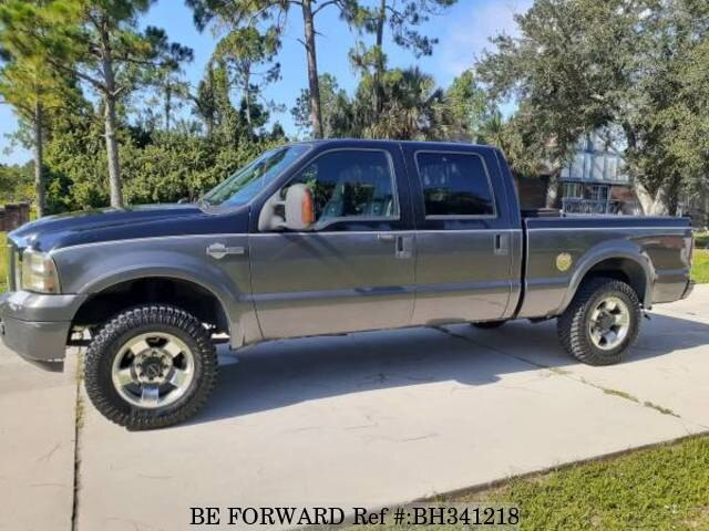 Used 2004 FORD F250 BH341218 for Sale