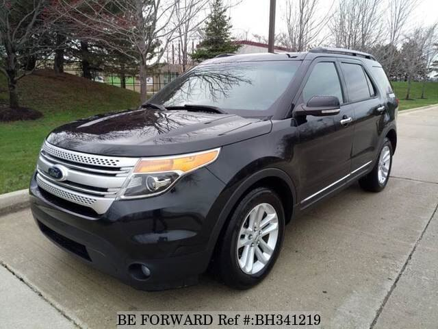 Used 2013 FORD EXPLORER BH341219 for Sale