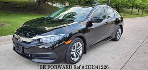 Used 2017 HONDA CIVIC BH341226 for Sale