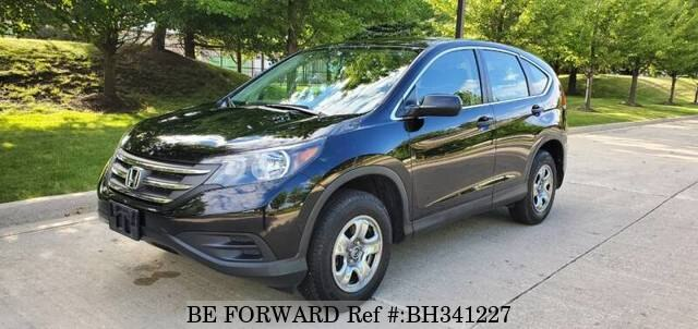 Used 2014 HONDA CR-V BH341227 for Sale