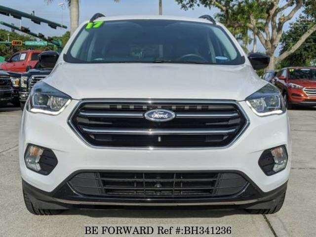 Used 2017 FORD ESCAPE BH341236 for Sale