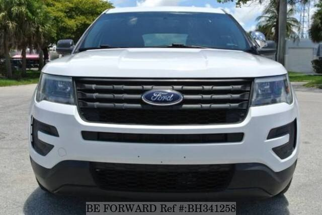 Used 2017 FORD EXPLORER BH341258 for Sale