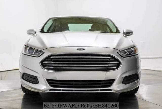 Used 2016 FORD FUSION BH341260 for Sale