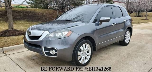 Used 2012 ACURA RDX BH341265 for Sale