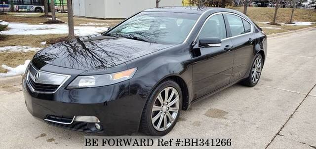 Used 2014 ACURA TL BH341266 for Sale