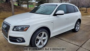 Used 2012 AUDI Q5 BH341267 for Sale