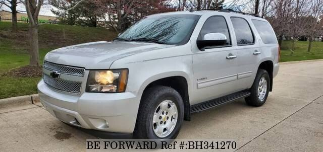 Used 2011 CHEVROLET TAHOE BH341270 for Sale