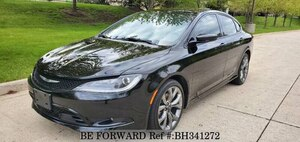 Used 2015 CHRYSLER 200 BH341272 for Sale