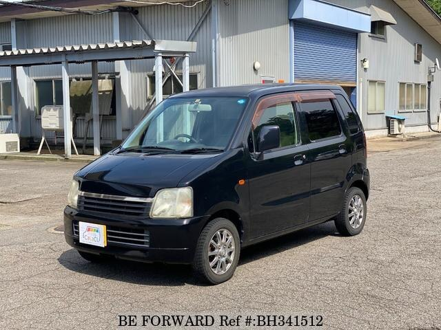 Used 2001 SUZUKI WAGON R BH341512 for Sale