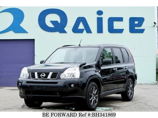 Used 2009 NISSAN X-TRAIL BH341869 for Sale