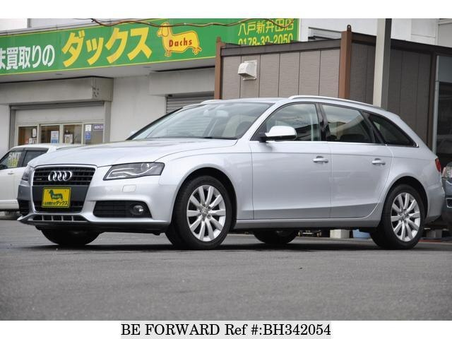 Used 2011 AUDI A4 BH342054 for Sale