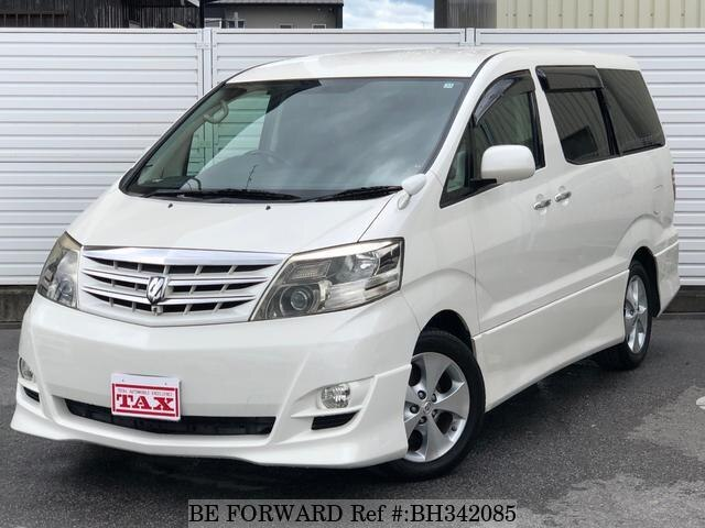 Used 2005 TOYOTA ALPHARD BH342085 for Sale