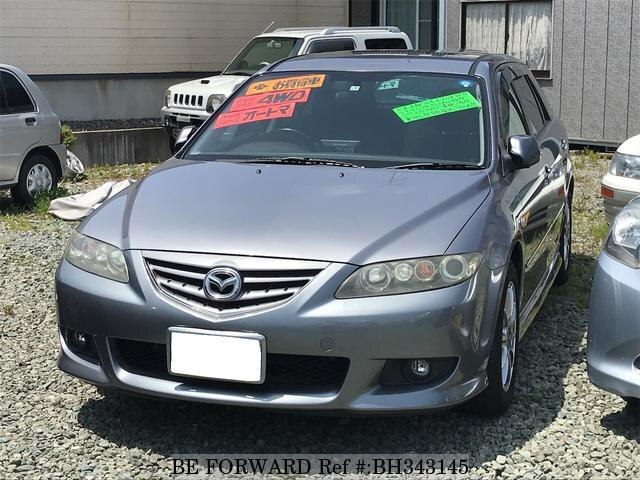 Used 2005 MAZDA ATENZA SPORT WAGON BH343145 for Sale