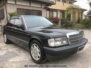 Used 1993 MERCEDES-BENZ 190 CLASS BH343399 for Sale