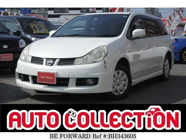 Used 2011 NISSAN WINGROAD BH343605 for Sale