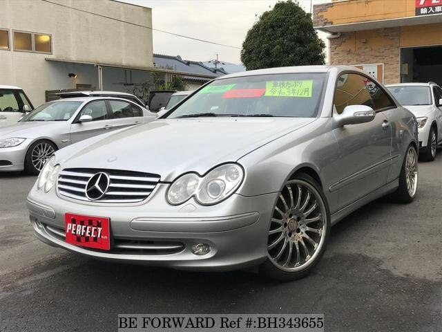 Used 2003 MERCEDES-BENZ CLK-CLASS BH343655 for Sale