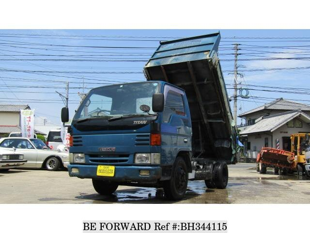 Used 1997 MAZDA TITAN BH344115 for Sale