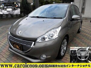 Used 2013 PEUGEOT 208 BH344218 for Sale