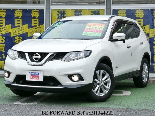 Used 2016 NISSAN X-TRAIL BH344222 for Sale
