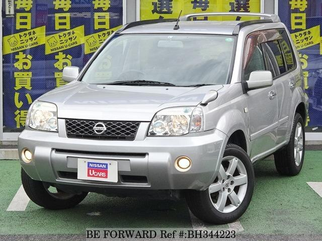 Used 2006 NISSAN X-TRAIL BH344223 for Sale