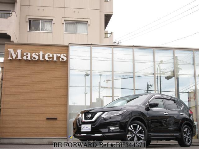 Used 2018 NISSAN X-TRAIL BH344371 for Sale