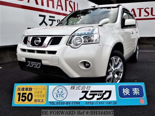 Used 2013 NISSAN X-TRAIL BH344587 for Sale