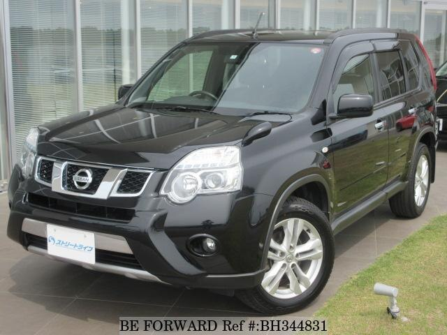 Used 2013 NISSAN X-TRAIL BH344831 for Sale