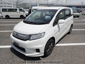 Used 2015 HONDA FREED SPIKE BH342257 for Sale