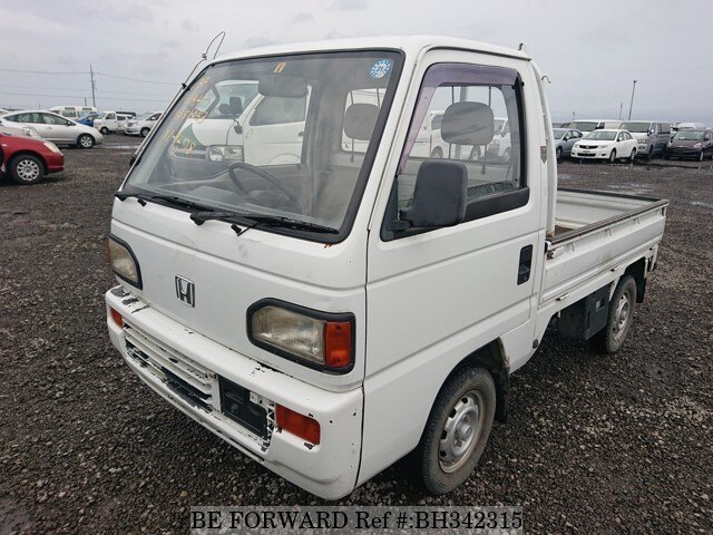 Used 1991 HONDA ACTY TRUCK BH342315 for Sale