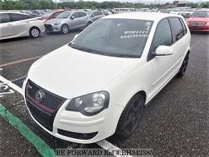 Used 2005 VOLKSWAGEN POLO BH342385 for Sale