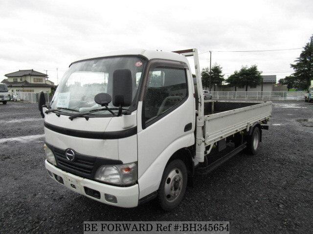 Used 2008 HINO DUTRO BH345654 for Sale