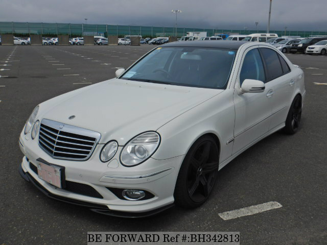Used 2006 MERCEDES-BENZ E-CLASS BH342813 for Sale