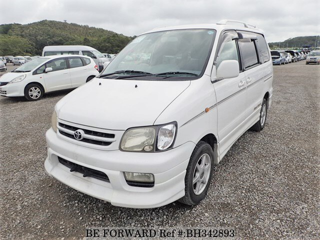 Used 1999 TOYOTA TOWNACE NOAH BH342893 for Sale