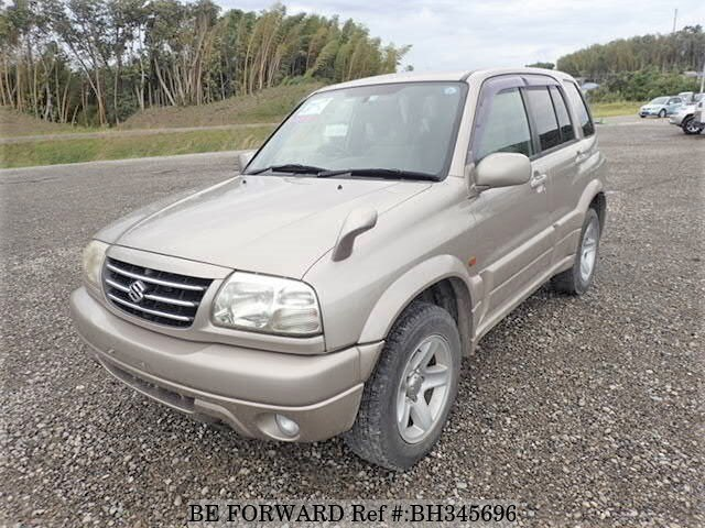 Used 2005 SUZUKI ESCUDO BH345696 for Sale