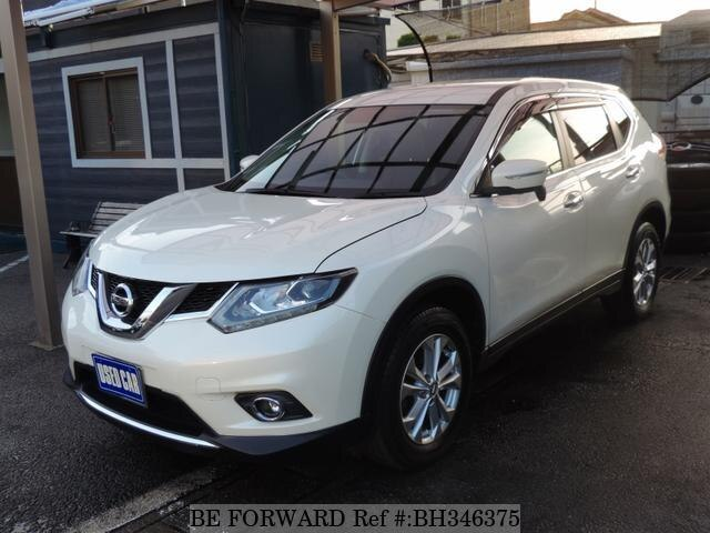 Used 2015 NISSAN X-TRAIL BH346375 for Sale