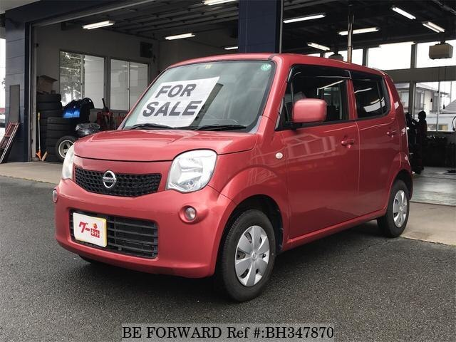 Used 2011 NISSAN MOCO BH347870 for Sale