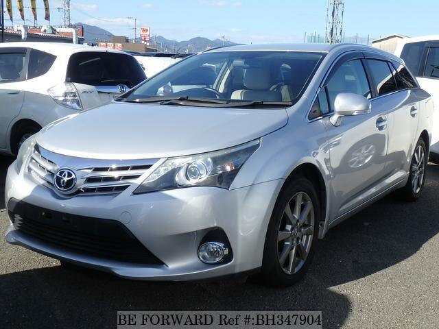 Used 2012 TOYOTA AVENSIS BH347904 for Sale