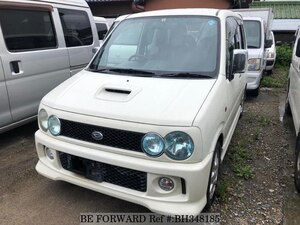 Used 2001 DAIHATSU MOVE BH348185 for Sale