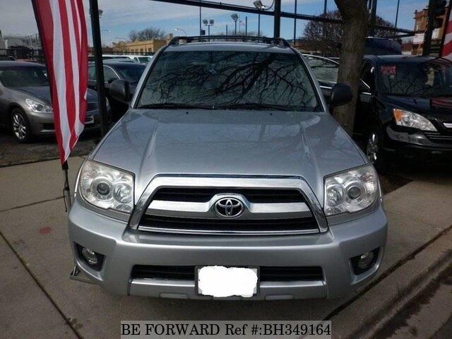Used 2007 TOYOTA 4RUNNER BH349164 for Sale
