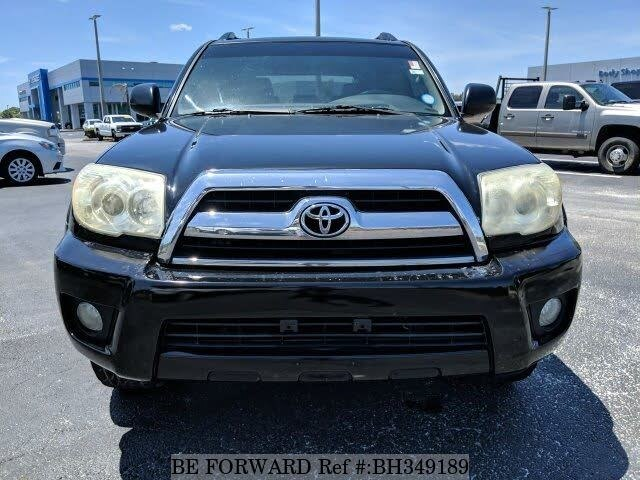 Used 2007 TOYOTA 4RUNNER BH349189 for Sale