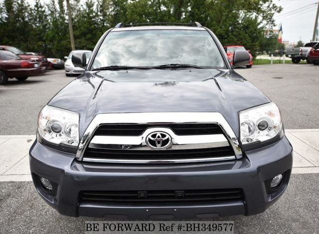 Used 2008 TOYOTA 4RUNNER BH349577 for Sale